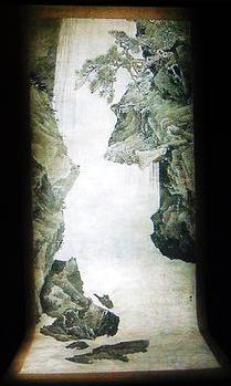 温故知新 名画鑑賞1 円山応挙「大瀑布図」