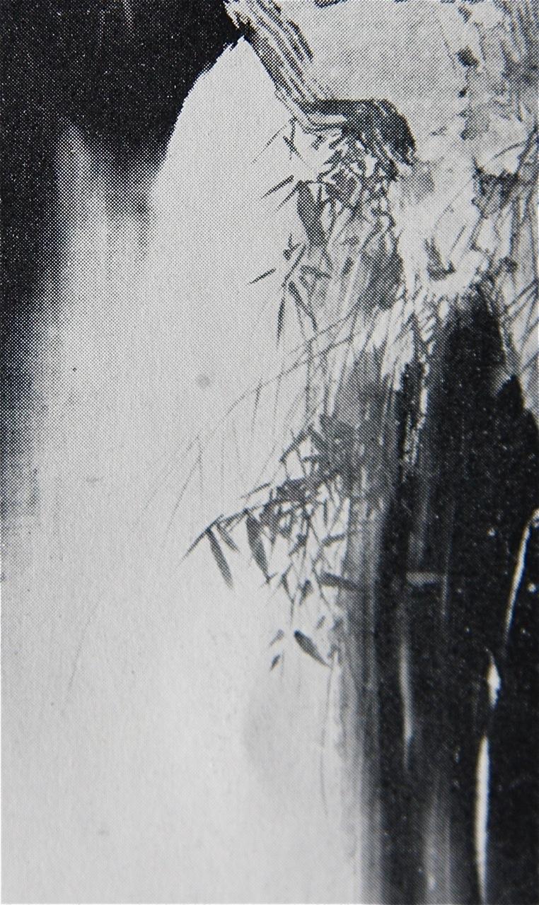 山元春挙 瀑布