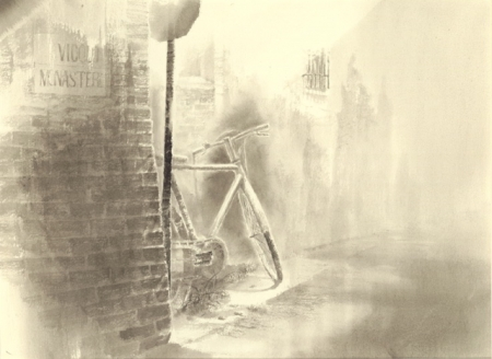 自転車 17阪急
