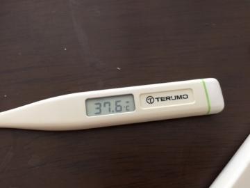 微熱 続く 度 37