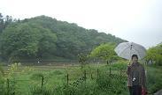 里山と田んぼ