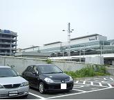 とうとう来ました、羽田空港 P4