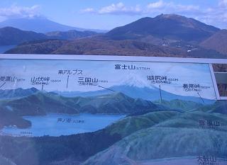 ターンパイク 大観山線