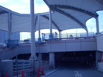 羽田飛行場 第1ターミナル P1