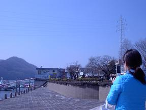 湖とE・Hさん