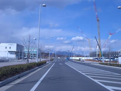 研究学園駅周辺