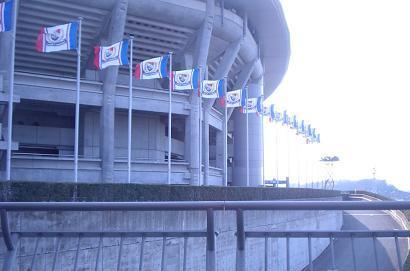 横浜Fマリノスの旗
