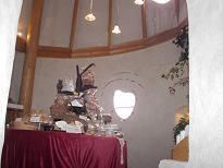 お菓子の部屋