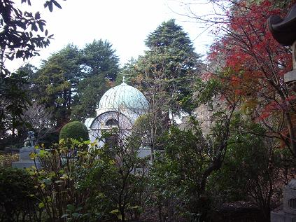 岩崎家の墓