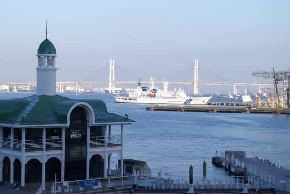 横浜港巡視艇