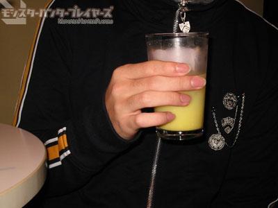 ナゾの飲み物