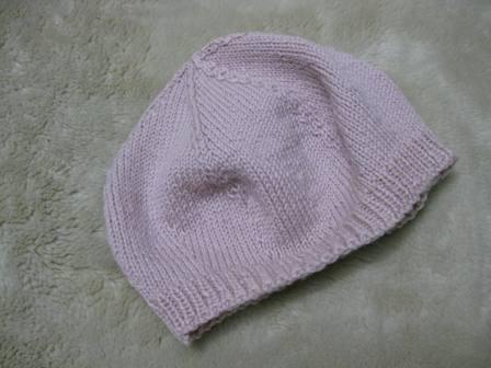 ベレー帽1