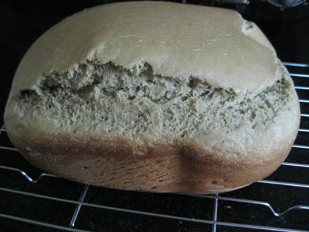 緑茶パン1