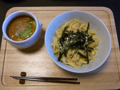 中華そばすずらん  味噌叉焼清浄麺