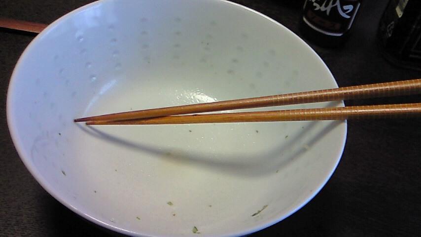 麺丸 塩ラーメン