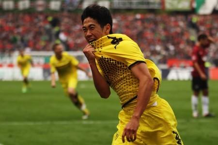 香川が今シーズン初ゴール…ドルトムントは逆転負けで公式戦4試合勝利なし
