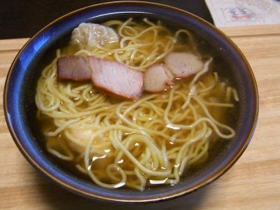 八雲_特製ワンタン麺(白)