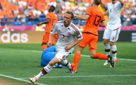 特別なゴールを喜ぶオランダ撃破のクロン=デリ