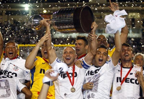 クラブ史上初めて南米を制したコリンチャンス
