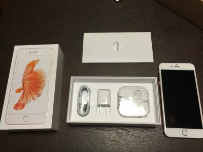 iPhone6sPlus(128G)