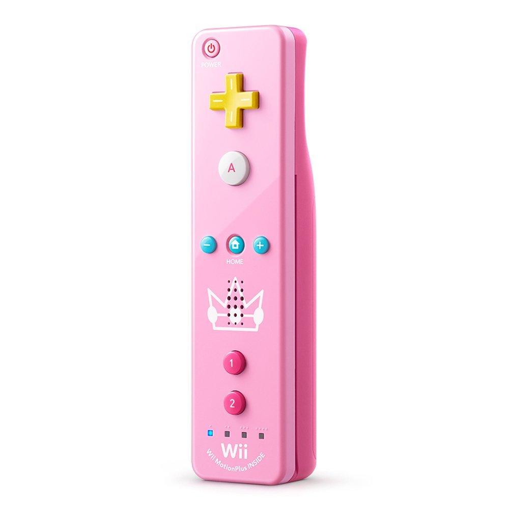[WiiU]Wiiリモコンプラス (ピーチ)