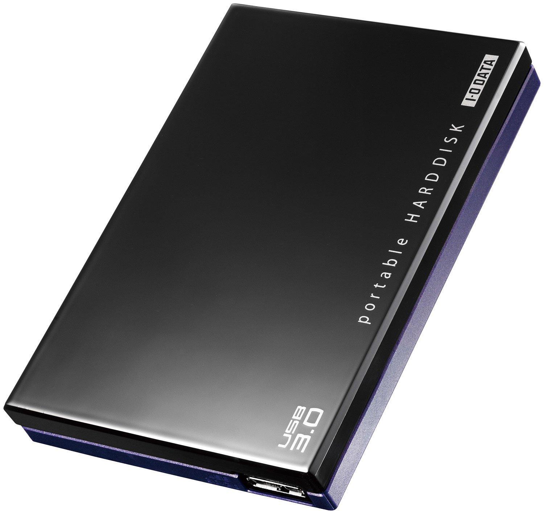 I-O DATA HDPE-UT500 [フラストレーションフリーパッケージ]