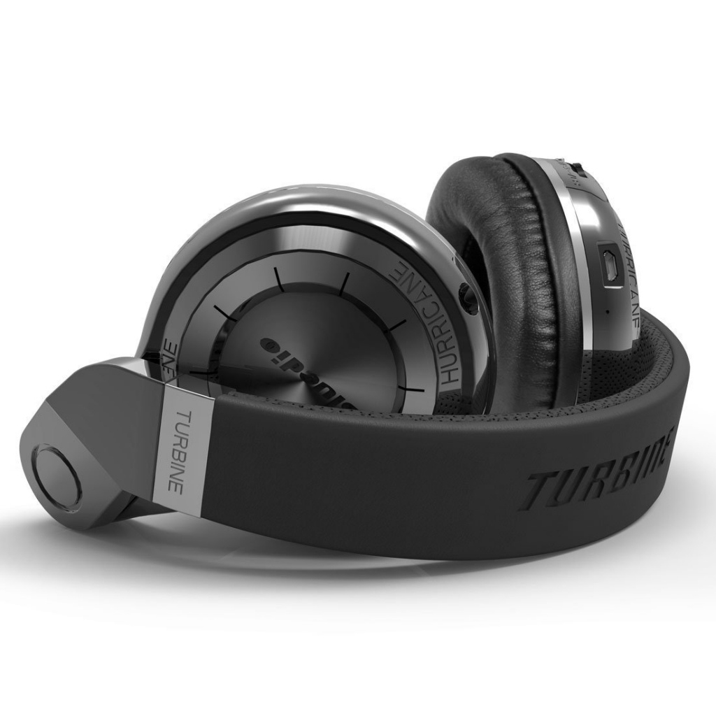 Bluedio T2+ Wireless Bluetooth V4.1 Stereo Headphones