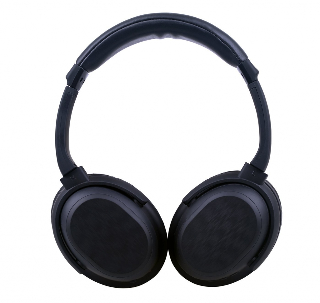 BH519 Noise-canceling Wireless Bluetooth Headphones Over Ear