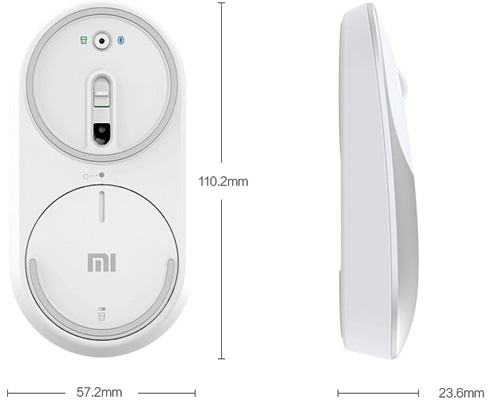 Original Xiaomi Portable Mouse