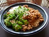 納豆ネバチャ丼