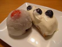 チーズケーキ・大福