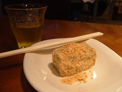 三鈴わらび餅