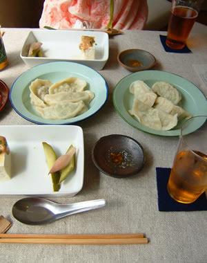 水餃子食堂