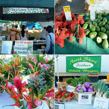 Farmers Market at KCC