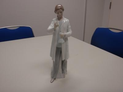 LLADROの陶器人形