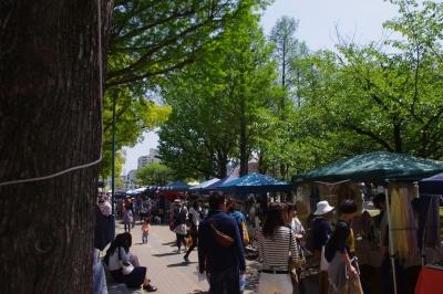 2014/04/26 湊川公園手しごと市1