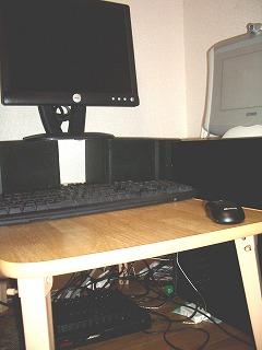 三男パソコン