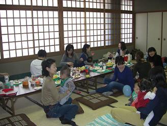 ハッピーママ☆クリスマスの会