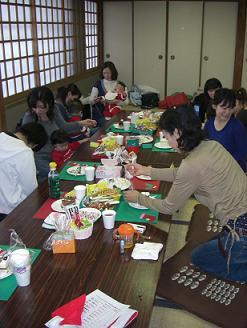 ハッピーママ☆クリスマスの会2