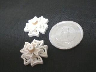 1円程の小さなパーツ
