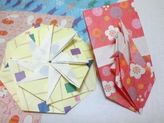 折り紙で作るポチ袋