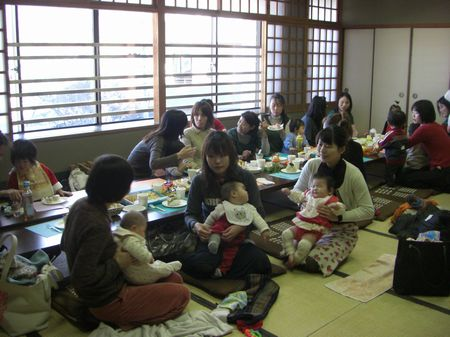 20081206 クリスマスおしゃべりの会