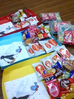 第6回おしゃべりの会☆お菓子いっぱい!
