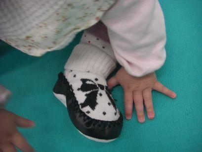可愛い靴型靴下
