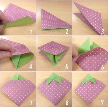 クリスマス 折り紙:折り紙 いちご-baby.re-plus.biz
