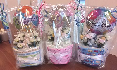 トヨタホーム近畿様☆おむつケーキ体験教室