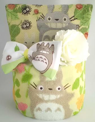 【新作】トトロおむつケーキ