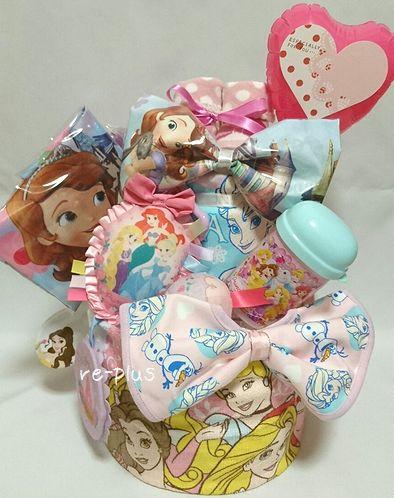 プリンセス☆おむつケーキオーダー