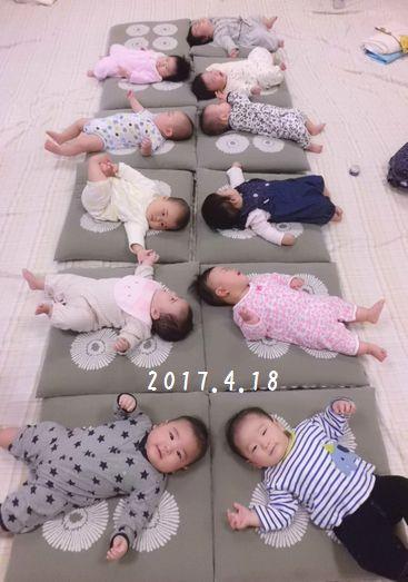 伊丹市きららホール☆ベビーマッサージレッスン