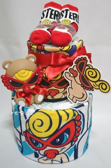 ヒスミニ☆おむつケーキオーダー